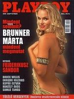 Playboy Hungary September 2000 magazine back issue