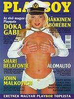 Playboy Hungary October 2000 magazine back issue