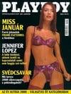 Playboy Hungary January 2001 magazine back issue