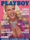 Playboy Hungary May 2001 magazine back issue