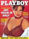 Playboy Hungary June 2001 magazine back issue