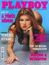 Playboy Hungary July 2001 magazine back issue