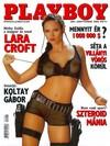 Playboy Hungary September 2001 magazine back issue