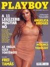 Playboy Hungary December 2001 magazine back issue