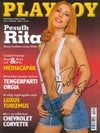 Playboy Hungary April 2002 magazine back issue