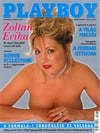 Playboy Hungary August 2002 magazine back issue