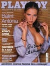 Playboy Hungary October 2002 magazine back issue