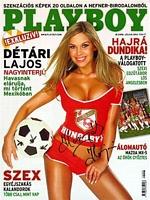 Playboy Hungary July 2006 magazine back issue