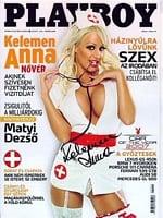Playboy Hungary February 2007 magazine back issue