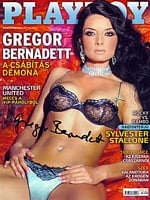 Playboy Hungary May 2007 magazine back issue