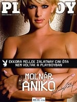 Playboy Hungary February 2008 magazine back issue