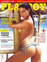 Playboy Hungary April 2008 magazine back issue