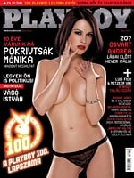 Playboy Hungary May 2008 magazine back issue