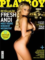 Playboy Hungary November 2008 magazine back issue