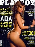Playboy Hungary May 2009 magazine back issue