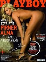 Playboy Hungary June 2009 magazine back issue