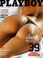 Playboy Hungary August 2009 magazine back issue