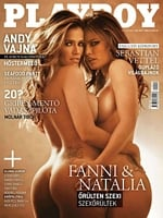 Playboy Hungary November 2011 magazine back issue