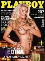 Playboy Hungary January 2012 magazine back issue