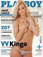 Playboy Hungary April 2012 magazine back issue