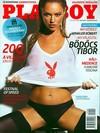 Playboy (Hungary) September 2015 magazine back issue