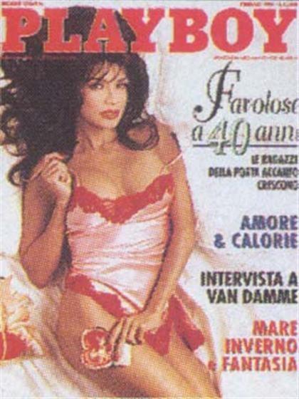 2001 adult february magazine playboy