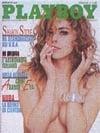 Sharon Stone magazine cover Appearances Playboy (Italy) June 1992
