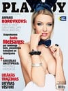 Playboy (Latvia) January 2014 magazine back issue