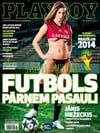 Playboy (Latvia) June 2014 magazine back issue