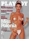 Playboy (Poland) October 2001 magazine back issue