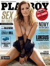 Playboy (Poland) February 2016 magazine back issue cover image