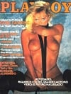 Sybil Danning magazine cover appearance Playboy (Spain) November 1983