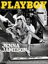 Jenna Jameson magazine cover Appearances Playboy (Spain) March 2009