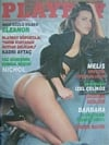 Playboy (Turkey) June 1995 magazine back issue
