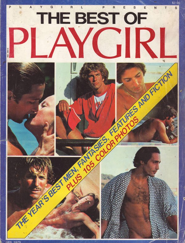 Best of Playgirl 1979 magazine back issue Playgirl magizine back copy playgirl presents, best of playgirl, features, fantasies, fiction, nude men, color photos, vintage,