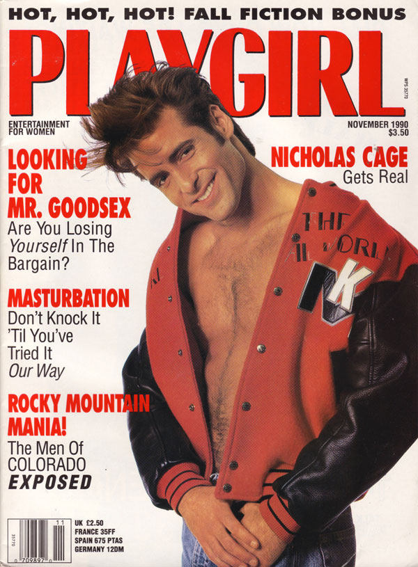 nicholas taylor naked in playgirl