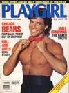 Playgirl January 1989 magazine back issue