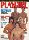 Playgirl May 1989 magazine back issue