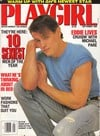 Playgirl September 1989 magazine back issue