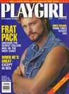 Playgirl October 1989 magazine back issue