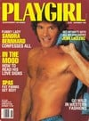 Playgirl November 1989 magazine back issue