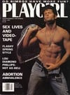 Playgirl April 1991 magazine back issue