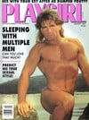 Playgirl August 1991 magazine back issue