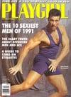 Playgirl September 1991 magazine back issue