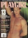 Playgirl October 1991 magazine back issue
