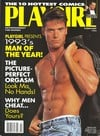 Playgirl February 1993 magazine back issue cover image