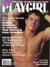 Playgirl May 1993 magazine back issue cover image