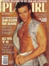 Playgirl July 1993 magazine back issue cover image