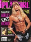 Playgirl August 1993 magazine back issue cover image