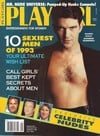 Playgirl September 1993 magazine back issue cover image